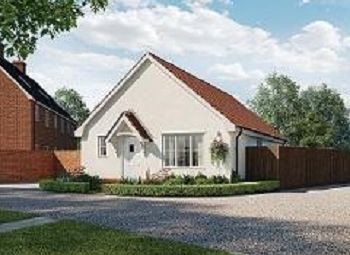 Thumbnail 2 bed detached bungalow for sale in Ipswich Road, Needham Market