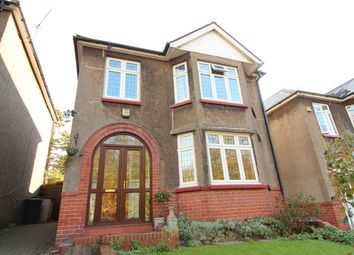 Thumbnail 3 bedroom detached house for sale in Beechwood Road, Newport