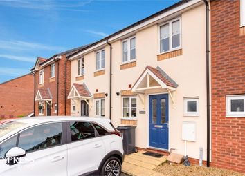 Thumbnail 2 bed terraced house for sale in Asquith Close, Shrewsbury, Shropshire