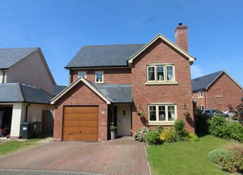 Thumbnail 4 bed detached house for sale in Prescott Road, Baschurch, Shrewsbury