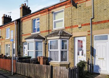 Thumbnail 2 bed terraced house for sale in Lincoln Road, Walton, Peterborough