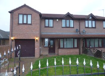Thumbnail 4 bed semi-detached house to rent in Thorogate, Rawmarsh, Rotherham