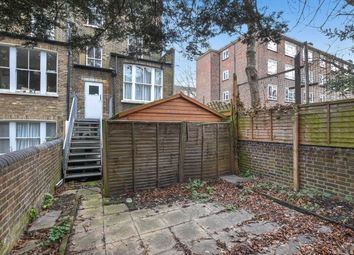 Thumbnail 3 bed flat to rent in Courtney Road, London