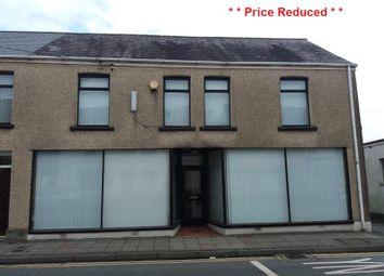 Thumbnail Commercial property for sale in 16 - 18 Pontardulais Road, Gorseinon, Swansea