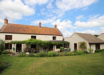 Thumbnail 8 bed detached house for sale in Lower Road, Woolavington, Bridgwater