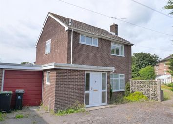 Thumbnail 3 bed detached house for sale in Prince Of Wales Road, Dorchester