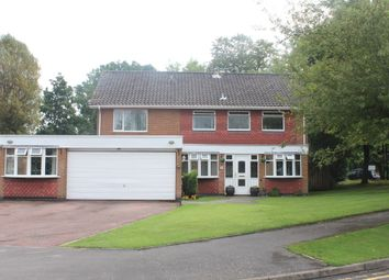 Thumbnail 5 bed detached house to rent in White House Way, Solihull