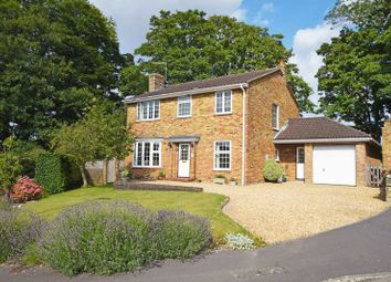 Thumbnail 4 bed detached house for sale in Curtis Road, Ashdell Park, Alton, Hampshire