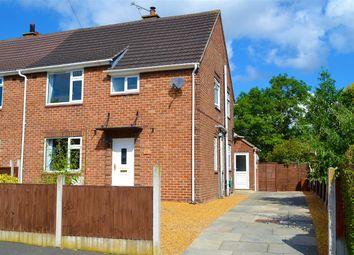 Thumbnail 3 bed semi-detached house for sale in Vine Tree Avenue, Shavington, Crewe