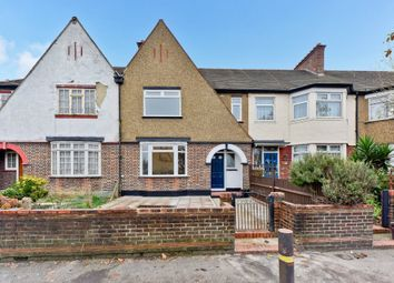 Thumbnail 3 bed terraced house for sale in Streatham Road, London