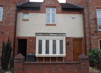 Thumbnail 3 bed terraced house to rent in Archers Green Road, Westbrook, Warrington