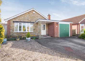 Thumbnail 3 bedroom detached bungalow for sale in Chipstead Walk, Strensall, York