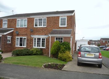 Thumbnail 3 bed semi-detached house for sale in Warwick Road, Hanslope, Milton Keynes