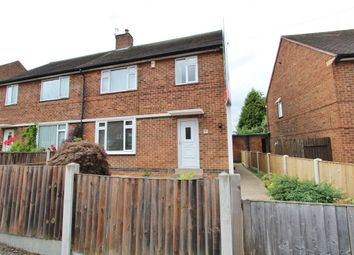 Thumbnail 3 bed semi-detached house for sale in Firbeck Road, Wollaton, Nottingham