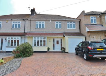 Thumbnail 4 bed semi-detached house for sale in Manor Way, Barnehurst, Kent