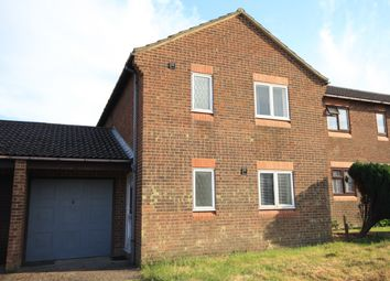 Thumbnail 3 bed link-detached house for sale in Wentworth Close, Bexhill-On-Sea