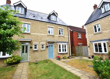 Thumbnail 4 bed town house for sale in Dunlin Drive, Portishead, Bristol