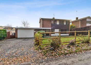Thumbnail 4 bed detached house for sale in Berrisford Road, Market Drayton