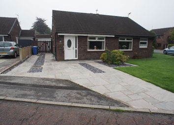 Thumbnail 2 bed semi-detached bungalow for sale in Welsby Close, Fearnhead, Warrington