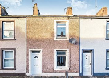 Thumbnail 2 bed terraced house for sale in Milburn Street, Workington