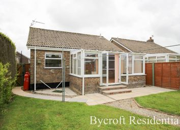 Thumbnail 2 bed detached bungalow for sale in Woodstock Way, Martham, Great Yarmouth