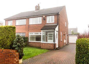 Thumbnail 3 bed semi-detached house to rent in Carrfield Road, Barwick-In-Elmet, Leeds