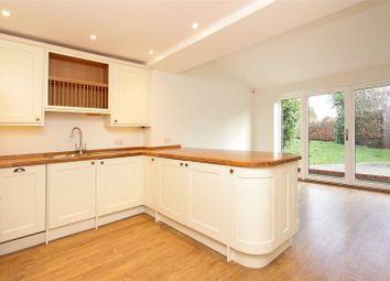 Thumbnail 2 bed semi-detached house to rent in Back Lane, Godden Green, Sevenoaks, Kent
