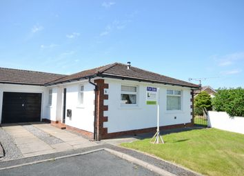 Thumbnail 3 bed link-detached house for sale in Kestrel Grove, Moresby Parks, Whitehaven, Cumbria