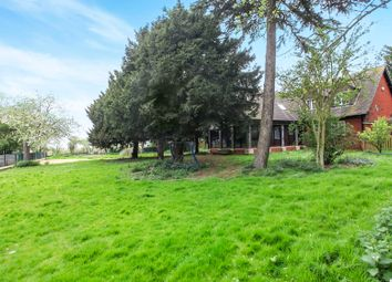 Thumbnail 3 bedroom detached house for sale in Main Road, Hop Pole, Spalding