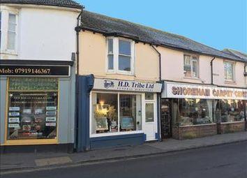 Thumbnail Retail premises for sale in 40/40A, Brunswick Road, Shoreham By Sea, West Sussex