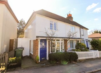 Thumbnail 2 bed cottage for sale in Kings Head Hill, London