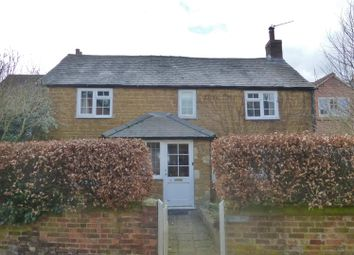 Thumbnail 3 bed cottage for sale in Chapel Lane, Somerby, Melton Mowbray