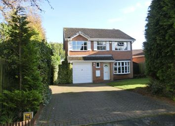 Thumbnail 5 bedroom detached house for sale in Lindford Way, Kings Norton, Birmingham