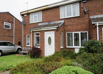 Thumbnail 2 bed property to rent in Varley Gardens, Flanderwell, Rotherham