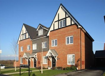 Thumbnail 3 bed end terrace house for sale in Town Farm Close, Thame