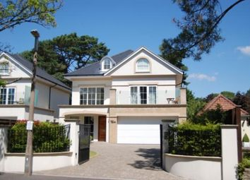 Thumbnail 5 bed detached house to rent in Haig Avenue, Canford Cliffs, Poole