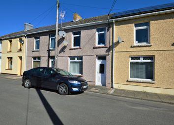 Thumbnail 3 bed terraced house for sale in Edwards Terrace, Bedlinog, Treharris