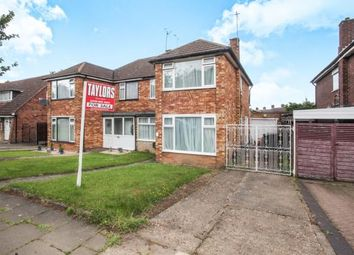 Thumbnail 3 bed semi-detached house for sale in Runley Road, Luton, Bedfordshire