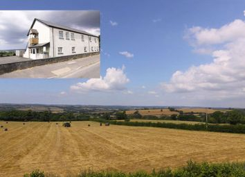 Thumbnail 2 bed flat for sale in Lewdown, Okehampton