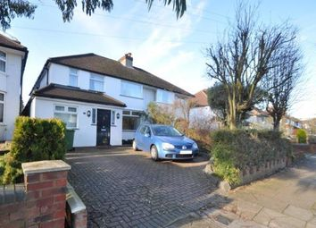Thumbnail 4 bed semi-detached house to rent in Gurney Ct Rd, St Albans
