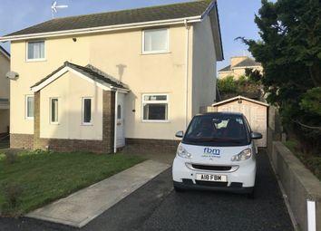 Thumbnail 2 bed semi-detached house to rent in Glenview Avenue, Pembroke Dock, Pembrokeshire