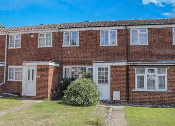 Thumbnail 3 bed terraced house for sale in Kingsnorth Close, Hoo, Rochester