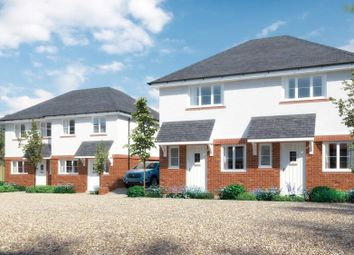 Thumbnail 2 bed semi-detached house for sale in Brand New Development, Parkview Grove, Close To Weymouth Town, Help To Buy Available