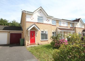 Thumbnail 3 bedroom property to rent in Bradley Stoke, Bristol