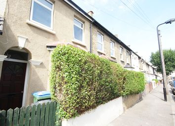 Thumbnail 3 bed terraced house to rent in Stewart Road, London