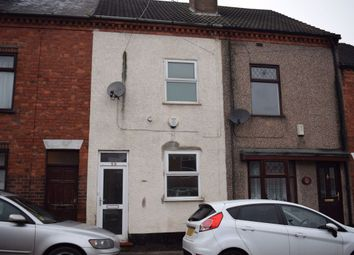 Thumbnail 2 bed terraced house to rent in Meadow Lane, Alfreton