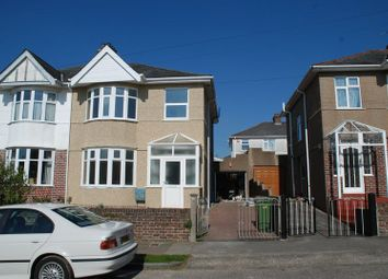 Thumbnail 3 bed semi-detached house for sale in Langhill Road, Plymouth