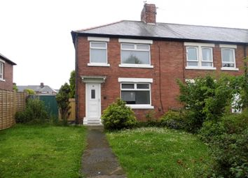 Thumbnail 3 bedroom property for sale in Kingsley Road, Lynemouth, Morpeth
