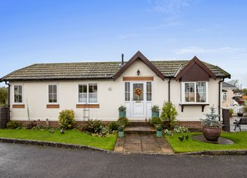 Thumbnail 2 bed mobile/park home for sale in Six Bells Park, Woodchurch, Ashford