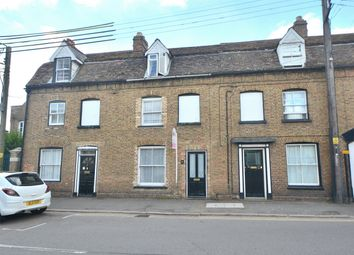 Thumbnail 3 bed town house for sale in High Street, Somersham, Huntingdon, Cambridgeshire